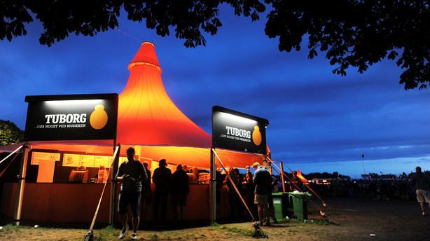 Roskilde Festival smider kontanter og dankort på porten