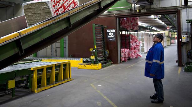 Aktier: Rockwool kan gå mod strømmen efter opjustering