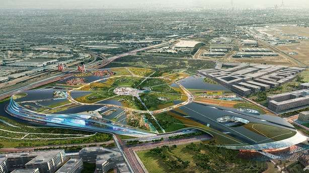 Kineser satser 23 mia. kr. på ny rival til Disneyland