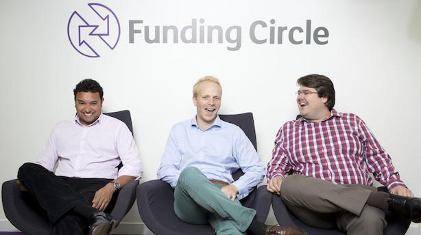 Danske iværksættere: Milliardinvestering blåstempler låneplatforme