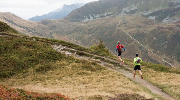 Cheftræneren: Derfor løber jeg helst i bjergene