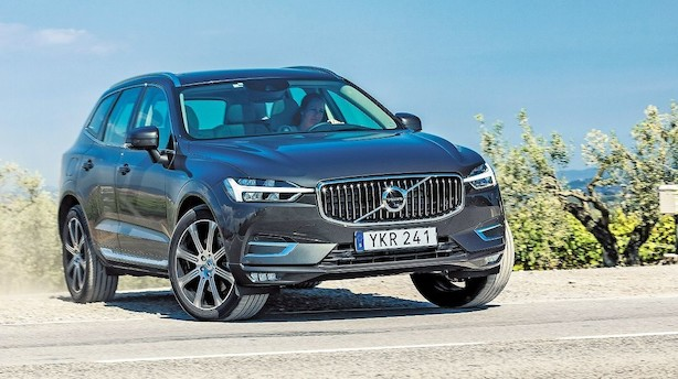 Første test: Volvo XC60 er komfortmester