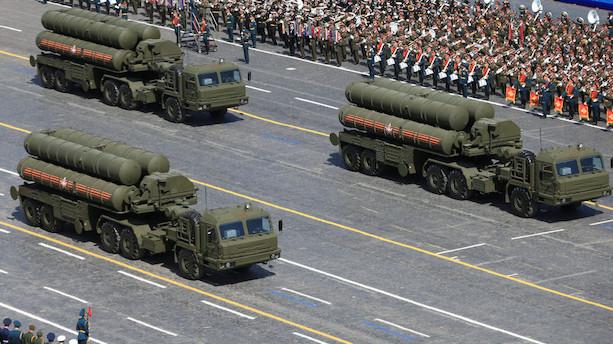 Tyrkiet bestiller avanceret missilforsvar hos Rusland