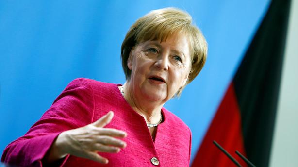 Analyse: Merkels regering truet af immigrationskrise