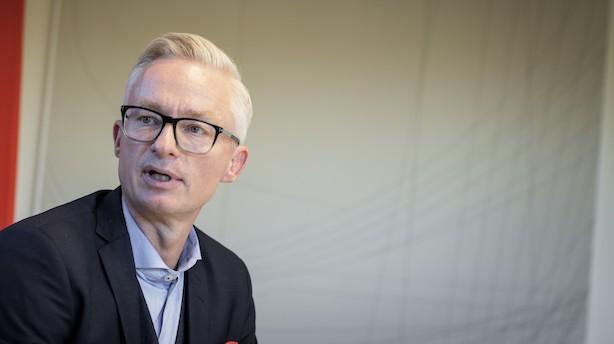 Morten Hübbe tilfreds med Tryg-regnskab trods underskud på investeringer