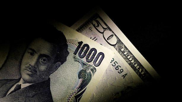Valuta: Sommerstilheden er sat ind inden pengepolitiske møder