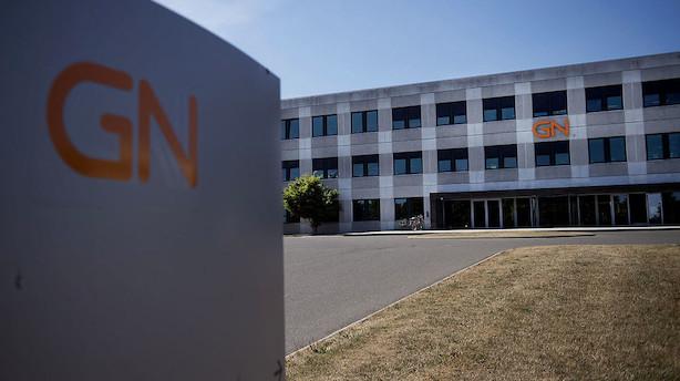 GN-optakt: Nyt produkt skal trække vækstløft i andet halvår