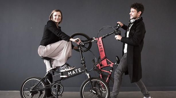 Trods massiv kritik har søskendepar succes med ny crowdfunding: Torsdag solgte de elcykler for 187.500 kr i timen