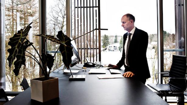 """Afgået bestyrelsesformand vil ikke forklare uenighed bag tredobbelt exit fra magtfuld Grundfos-ejer: """"Det er nu ikke specielt dramatisk"""""""