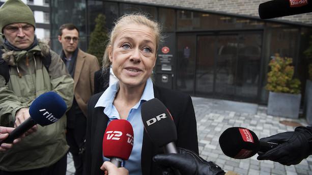 Svindelmistænkte Britta Nielsen varetægtsfængsles