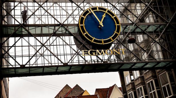 Egmont i rekordår: Hæver omsætning med 675 mio kr