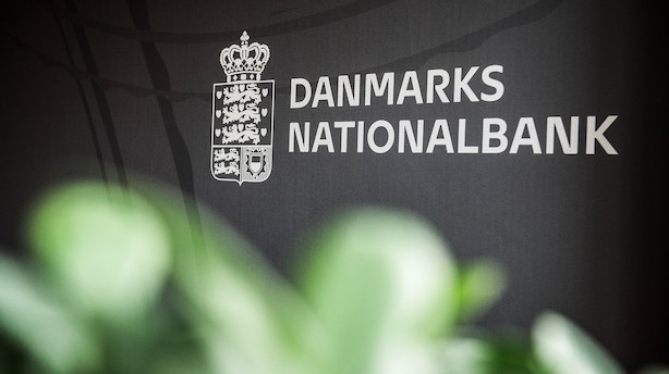Det sker i dag: Nyt fra Nationalbanken
