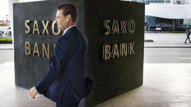 Saxo Bank vinder schweizerfranc-sag i Højesteret