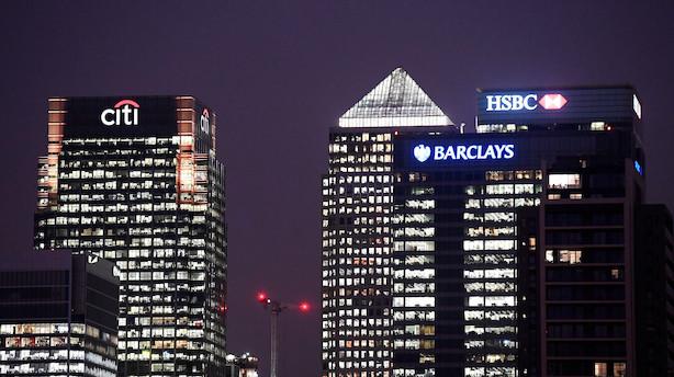 Citi sætter tocifret afkastestimat på britiske aktier, men advarer om at jage dem
