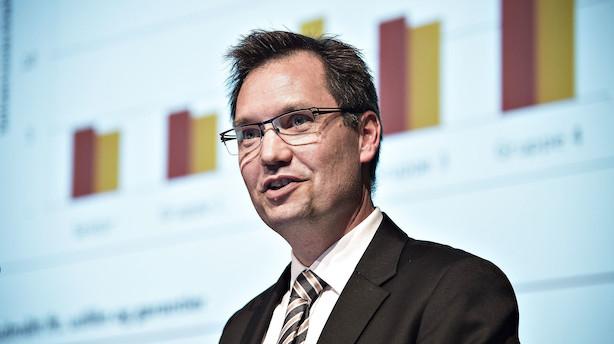 Finanstilsynet: Engangsgevinster kan ikke længere redde bankerne fra de negative renter
