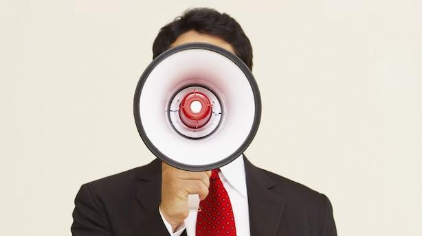 Kronik: Vover du at bryde med rollen som talerør for din virksomhed?
