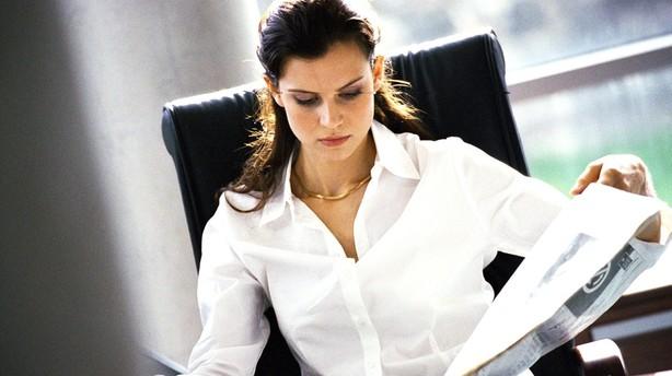 Højtuddannede kvinder indtager private firmaer