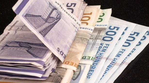 Hård debat om topskat: Sådan ligger Danmark