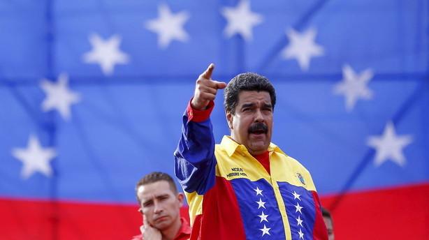 Venezuela erklærer alle fredage for national fridag