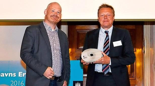 Tre vindere af Københavns Erhvervspris