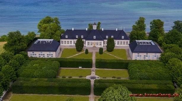 Projektudvikler køber tidligere kongeresidens med rabat på 40 pct