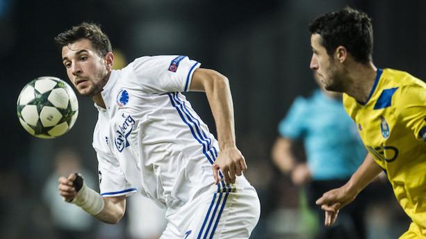 FCK får slovakisk modstand på vejen mod CL