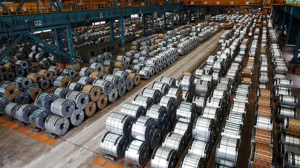 Kina: Eksportvækst aftager i oktober