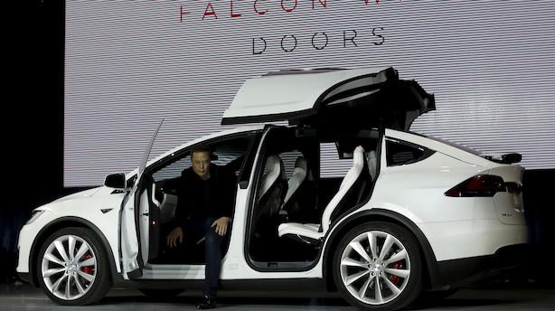 Nordmænd går Tesla-amok og staten mister penge
