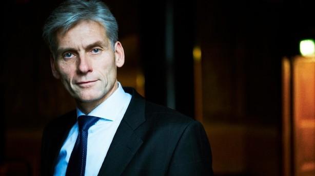 Thomas Borgen om kryptovalutaer: Vi er meget negative