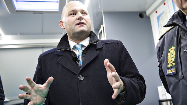 Søren Pape: Bagmandspolitiet tilbyder Estland hjælp i hvidvasksag