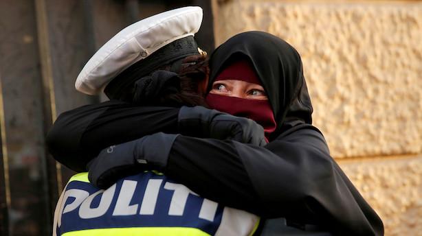 Betaling af burkabøder får fængselsdebat til at blusse op