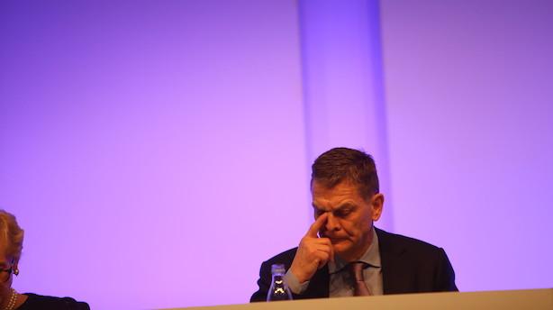 """Ole Andersen efter exit i Danske Bank: """"Det jo faktisk ufatteligt, at man står i en situation, hvor der er dyb tillidskrise"""""""