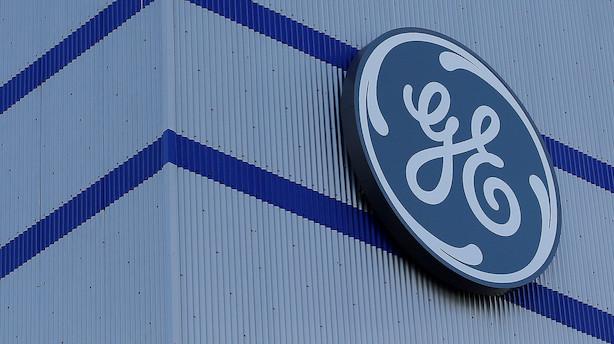 """General Electric varsler om et """"nulstillingsår"""" med underskud"""