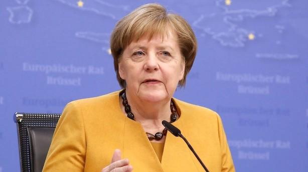 Tyskland: IFO-indekset overrasker positivt
