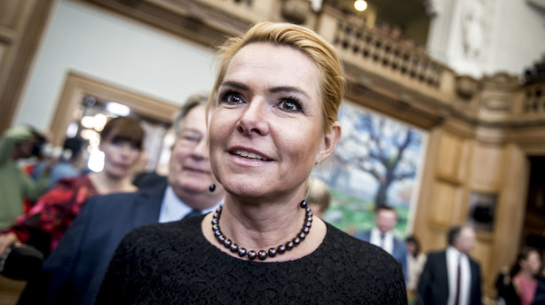Inger Støjberg bliver Venstres nye retsordfører