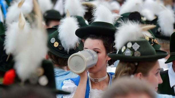 """Nye gysertal fra Tyskland trækker renterne ned: """"Tysk industri står midt i en recession"""""""