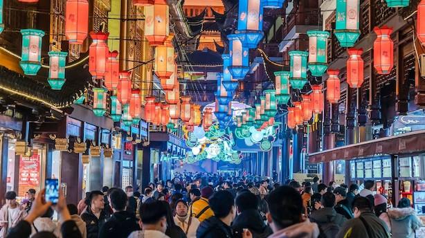 """Strøm af gode nøgletal inden underskrifter forventes at lande på handelsaftale: """"Kinas økonomi er ved at løfte sig en smule igen efter at have været i strid modvind i 2019"""""""