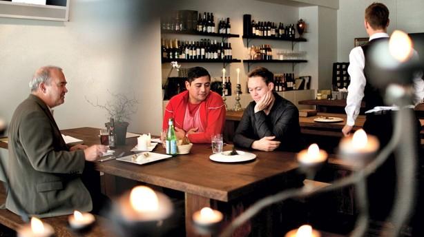 Fem stjerner til nyåbnet restaurant