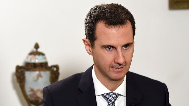 Assad udskriver valg efter aftaleudkast om våbenhvile
