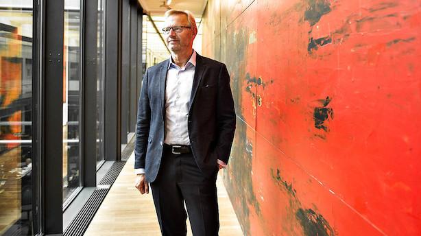 Anders Dam vil kaste DLR Kredit ind i kampen om boligejerne