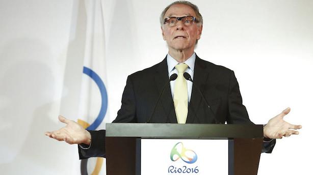 Brasiliens OL-præsident trækker sig efter bestikkelsessag i millionklassen