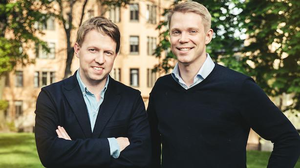 Fintech-komet får 100 mio af storbanker - Nordea er med