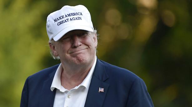 Det skriver medierne: Topchefernes optimisme dæmpes af truende handelskrig