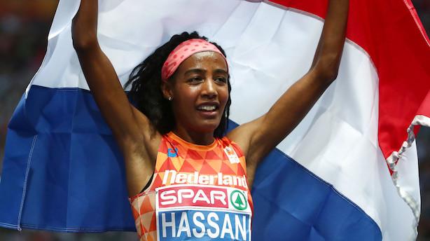 Hollænder sætter europæisk rekord i københavnsk halvmaraton