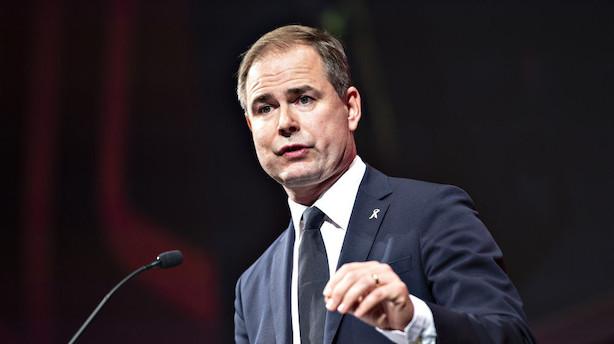 S og DF vil have klar besked af Løkke om udrejsecenter