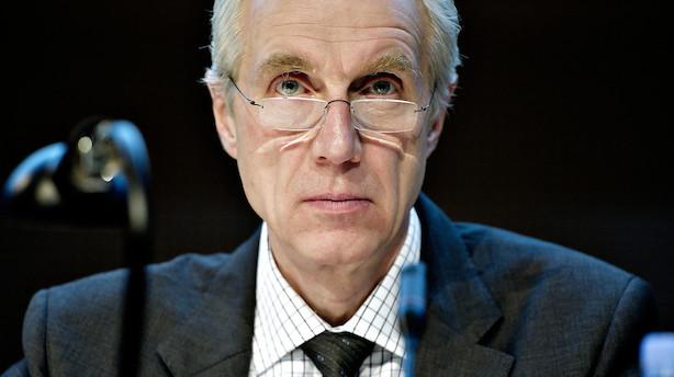 Peter Straarup stopper i A.P. Møller-bestyrelser