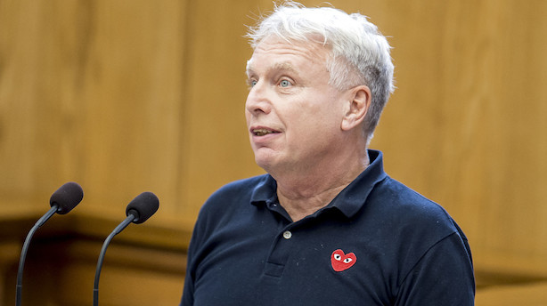 Uffes krav til ny regering bliver i skuffen indtil valget