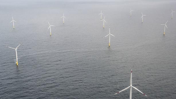Kriseramt vindmølleleverandør kan fortsætte leverancer til havpark