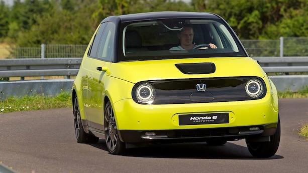 Eldrevet charmetrold kan blive et hit for Honda