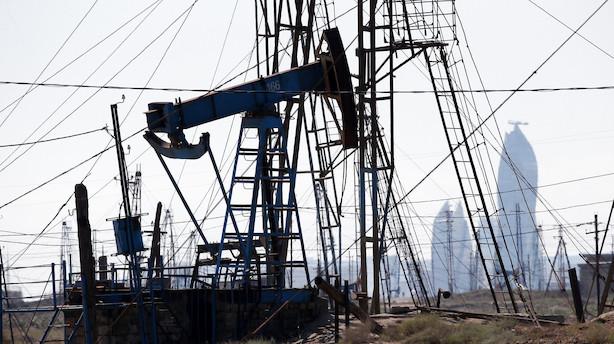Olieprisen dykker på uro op til forhandlinger mellem USA og Kina